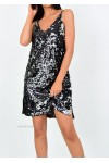Robe A Sequins Outfitbook
