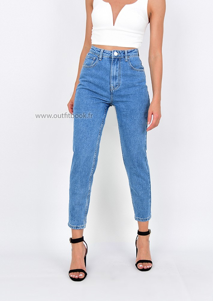 36fffbc680 Mom fit jeans - OUTFITBOOK