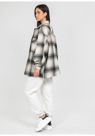 Black Check Jacket