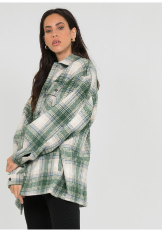 Green Check Jacket